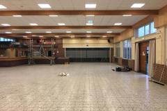 Große Halle, Theke